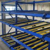 Racking longo da caixa da extensão para a solução do armazenamento do armazém