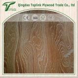 Lärche-Holz geprägtes zeichnendes Furnierholz für Möbel oder Dekoration
