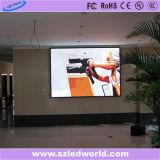 広告のための屋内フルカラーLEDデジタルの電子掲示板P4