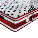 Tampa de tela de confeção de malhas engrossada com mola do Pock da fibra 3D com borda da espuma do colchão #Fb855