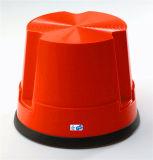 Nieuwste Veiligheid die de Plastic Kruk van de Stap schoppen. 1 de Kruk van de Stap van de stap, Stepstools