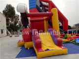 Inflable de ratón divertido Bouncer Combo con diapositivas (RB1064)