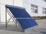нержавеющей стали 25tubes солнечный коллектор давления Non механотронный