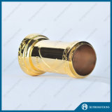 صنع وفقا لطلب الزّبون زجاجة عنق زخرفة معدن يلفّ ([هج-مكجم07])