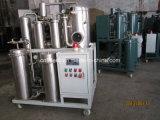 Macchina residua di filtrazione dell'olio vegetale con decolorazione