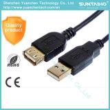 Het Mannetje van uitstekende kwaliteit aan de Vrouwelijke Kabel van de Uitbreiding USB