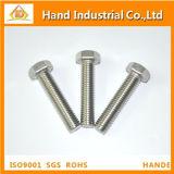 Inconel 690 parafuso 2.4642 N06690 Hex pesado
