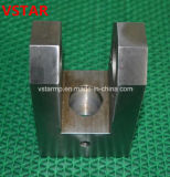 Parte d'acciaio lavorante di CNC di alta precisione per la strumentazione di sport