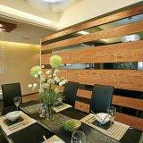 mattonelle di legno rustiche di disegno del Matt del getto di inchiostro di 150X800mm per il pavimento