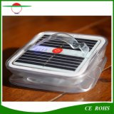 表示燈の太陽プールランプ、緊急の太陽キャンプライトが付いている立方体PVC膨脹可能な太陽ランタン10LED