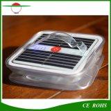 Würfel Belüftung-aufblasbare Solarlaterne 10LED mit Anzeigelampen-Solarswimmingpool-Lampe, Emergency kampierendes Solarlicht