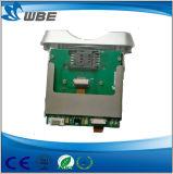 手動半挿入IC/RFIDのカード読取り装置著者