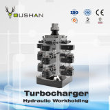 Dispositivo elétrico fazendo à máquina horizontal intermediário do Turbocharger