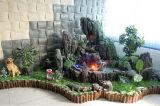 حديقة زخرفة [روكري] نافورة اصطناعيّة حجارة صخرة شلالات