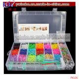DIY brinca brinquedos educacionais do ofício do brinquedo da escola DIY das faixas do tear ((P4128)