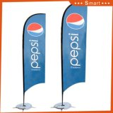 屋外広告の昇進の飛行の上陸海岸表示旗