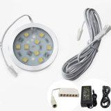 SMD5050 12V Aluminiumschrank-Licht der garderoben-LED
