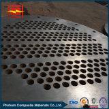 Giuntura bimetallica di titanio di transizione/barra conduttiva placcata di titanio