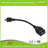 싼 가격 마이크로 USB OTG 케이블