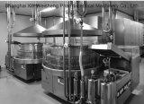 ガラスびんの薬剤の機械装置のためのQcl120超音波自動洗濯機