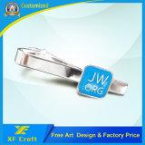 Pin metallo di modo/ferro/smalto/dei gemelli e legame su ordinazione professionali del nichel fissato per gli uomini (XF-CF03)
