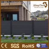 紫外線保護防水屋外の庭WPCの防御フェンス