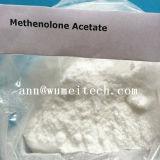 Acetato BRITÁNICO CAS 434-05-9 de Methenolone del polvo inyectable de Primobolan