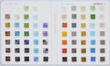 Libro Withdot 10by10 de la muestra del mosaico