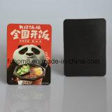 Magnete del ricordo del PVC stampato H-Qualità su ordinazione per il regalo di promozione