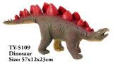 Het grappige Stuk speelgoed van de Dinosaurus van pvc