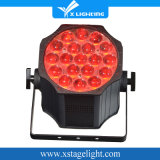 LED Uplighting / Flight Case pour DJ Lights / LED Stage Lighting