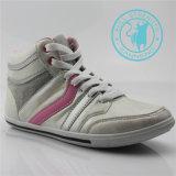 Спорт женщин/людей обувает ботинки холстины лодыжки (SNC-011326)