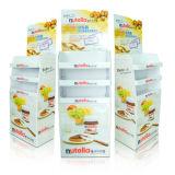 Affichage de point d'achat, Stand d'affichage en carton pour produits cosmétiques
