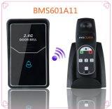 2.4G de digitale Draadloze Verre Radio van de Deurbel van het Systeem van de Intercom opent
