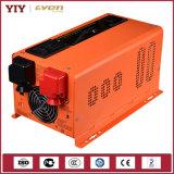 5000 Systeem van de ZonneMacht van de Omschakelaar van watts het Hybride Zonne