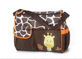 Multifunktionsarbeitsweg-Mama-Handtaschen-Baby-Windel-Windel-ändernder Beutel