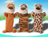 Strip Peluche Squeaky Pet Dog Toy