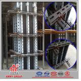 Coffrage électrophorétique de mur en béton de peinture de matériau de construction