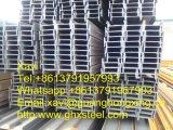 Q235B, aço laminado a alta temperatura, galvanizado I/H-Beam