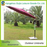 Guarda-chuvas dobro destacáveis convenientes impermeáveis de alumínio do jardim de telhado