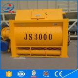 ISO9001 DiplomBetonmischer-Maschine der lieferanten-Qualitäts-Js3000