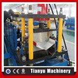 Stahldachridge-Schutzkappen-Blatt walzen die Formung der Maschine kalt
