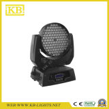 108PCS LED bewegliche Wäsche-Beleuchtung des Kopf-LED
