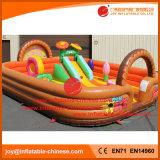 China-aufblasbares Spielzeug Inflatabe springender Schloss Amsument Park-Prahler (T3-654)