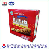 中国の製品のカスタム印刷紙折るボックス包装、