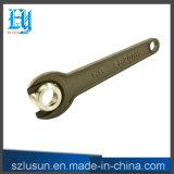 CNC оборудует гаечный ключа приспособления замка держателя инструмента ISO