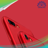 Роскошный случай телефона кремния крышка мобильного телефона предохранения от 360 градусов для крышки Se 5s iPhone 7 7p 6 6p 6s 5 ультра тонкой тонкой на iPhone 7 6 6s плюс