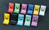 携帯電話の金属の立場、悪魔の微笑のホールダー、創造的な微笑の表面ホールダーStent