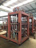 Qt10-15 PLC Control Ciment Béton Brick Plant Machine