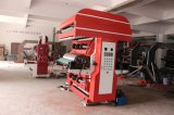 Professionele online High Speed Two Color Flexo Printing voor Blowing Machine